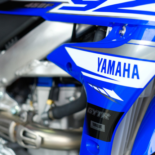 MCR Motorcycle Replacements Dunedin Detail Yamaha