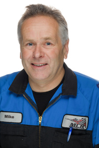 Mike McCutcheon – Workshop Technician MCR Dunedin