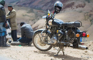 Royal Enfield Roadside Assist
