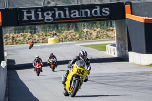 Yamaha Track Experience Day - Highland Motorsport Park, Cromwell