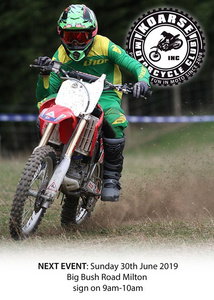 Koarse MC Big Bush MX Fun Day