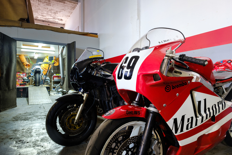 MCR Motorcycle Replacements Dunedin Dynotune Workshop