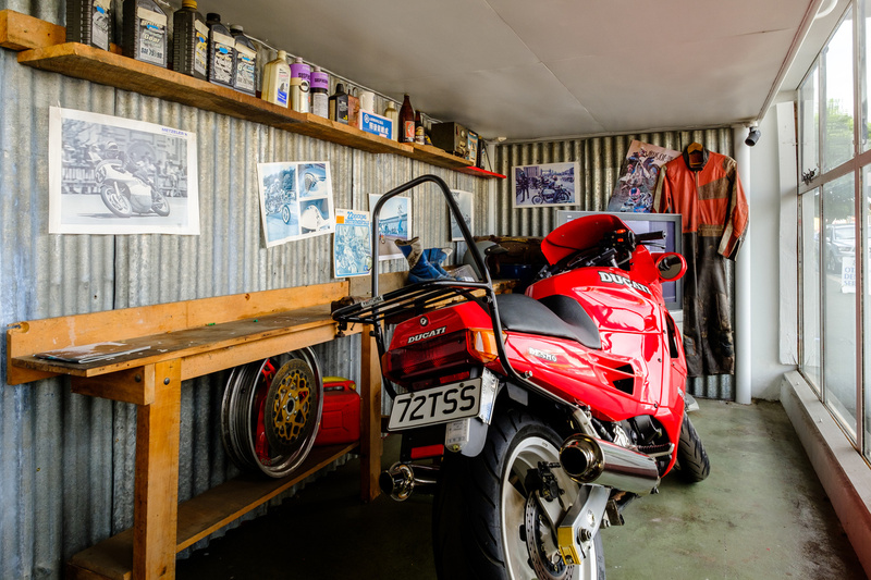 Man Cave at MCR Motorcycle Replacements we're all about the bikes