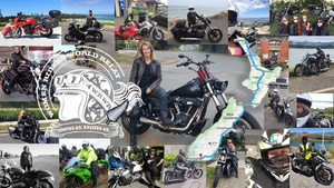 Women Riders World Relay - Christchurch to Invercargill 10 Sept