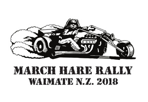March Hare Rally  -  Waimate Showgrounds